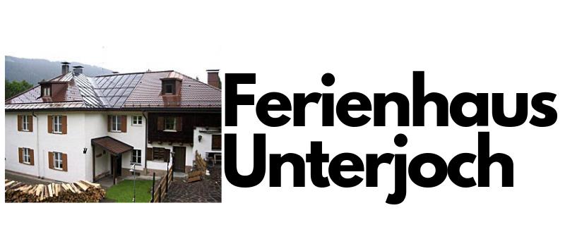 Ferienhaus Unterjoch